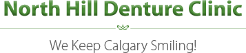 North Hill Denture Clinic Logo